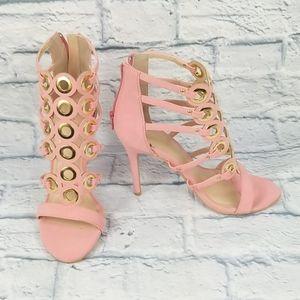 Shoe Republic LA  Stiletto Ankle Booties